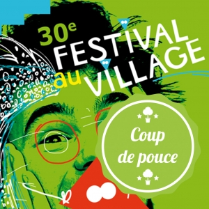 photo profil coup de pouce festival au village