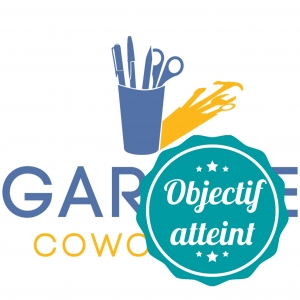 photo profil objectif atteint garage coworking