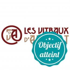 photo profil objectif atteint vitraux airvault